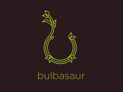 Bulbasaur is a relatively new but booming plant fertilizing company that has quickly become a consumer favorite. Some say the business is growing so rapidly it may soon evolve and flower into an entirely new business model.