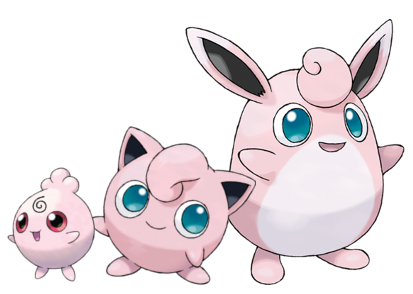 Normal-type Reviews: Igglybuff, Jigglypuff & Wigglytuff ...