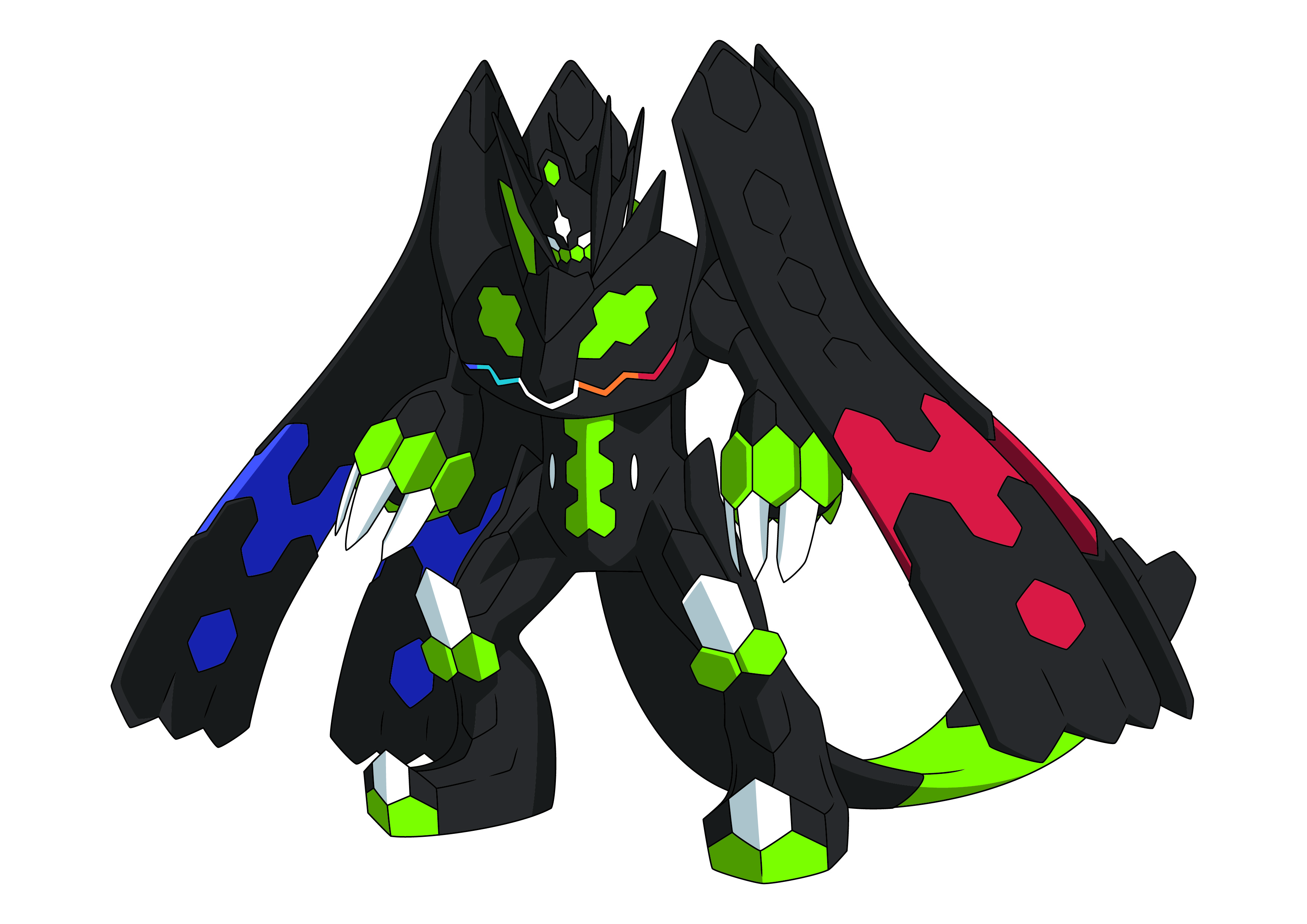 new zygarde forms to appear in anime