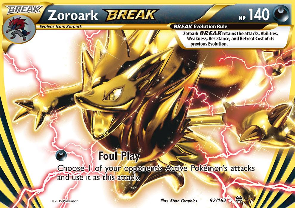 Zoroark BREAK