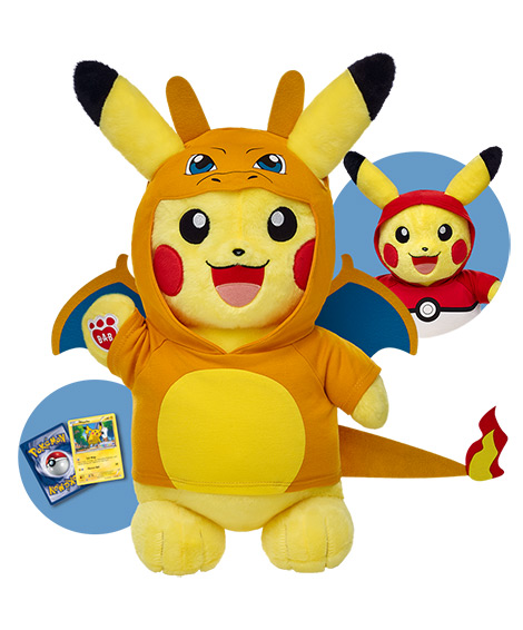 Can You Get Charmander Sound In Build A Bear Stores