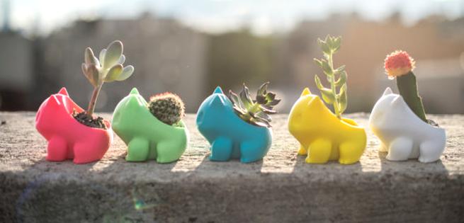 Bulbasaur Planters