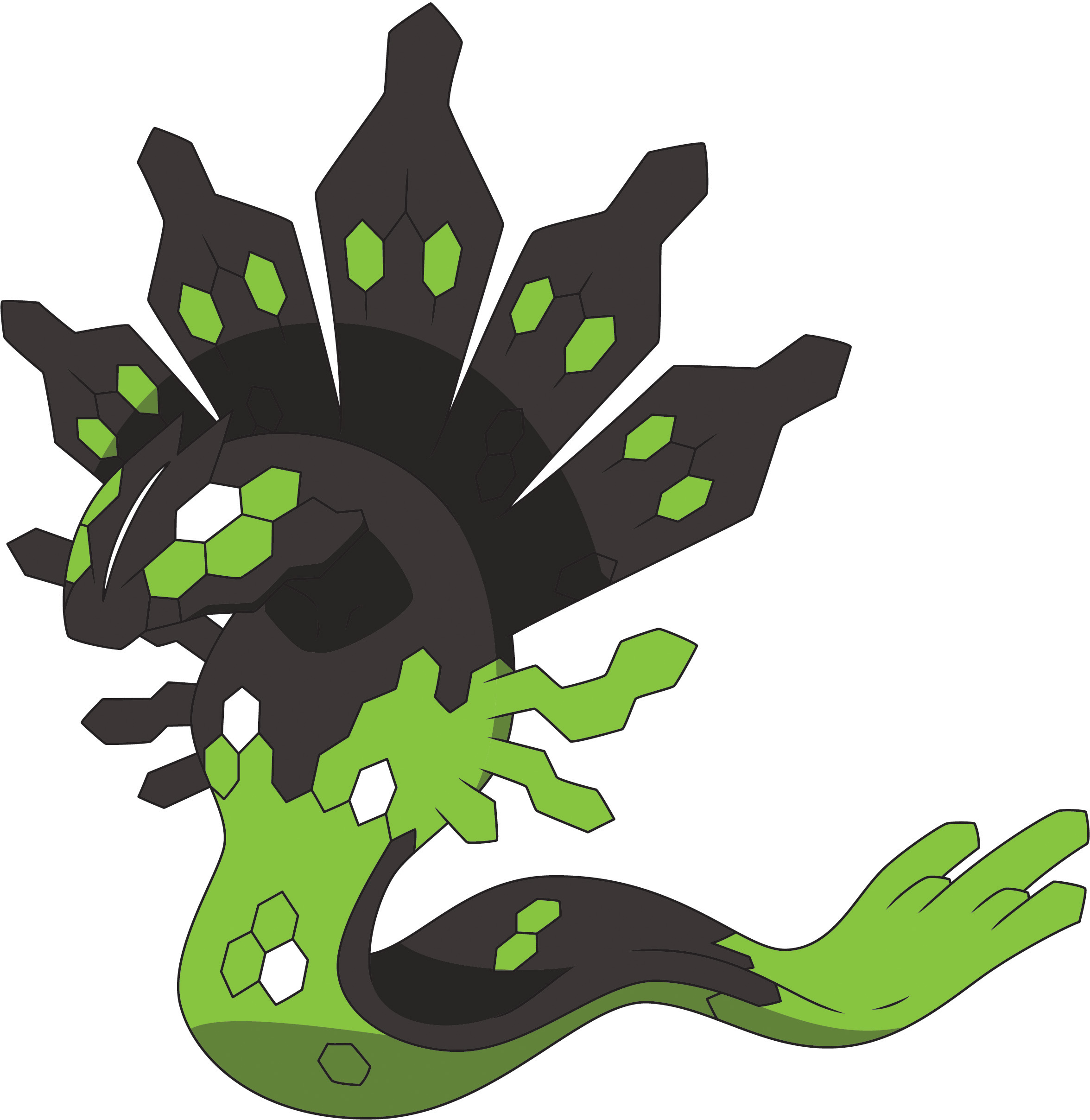 Surprise Zygarde Distribution In US And Europe