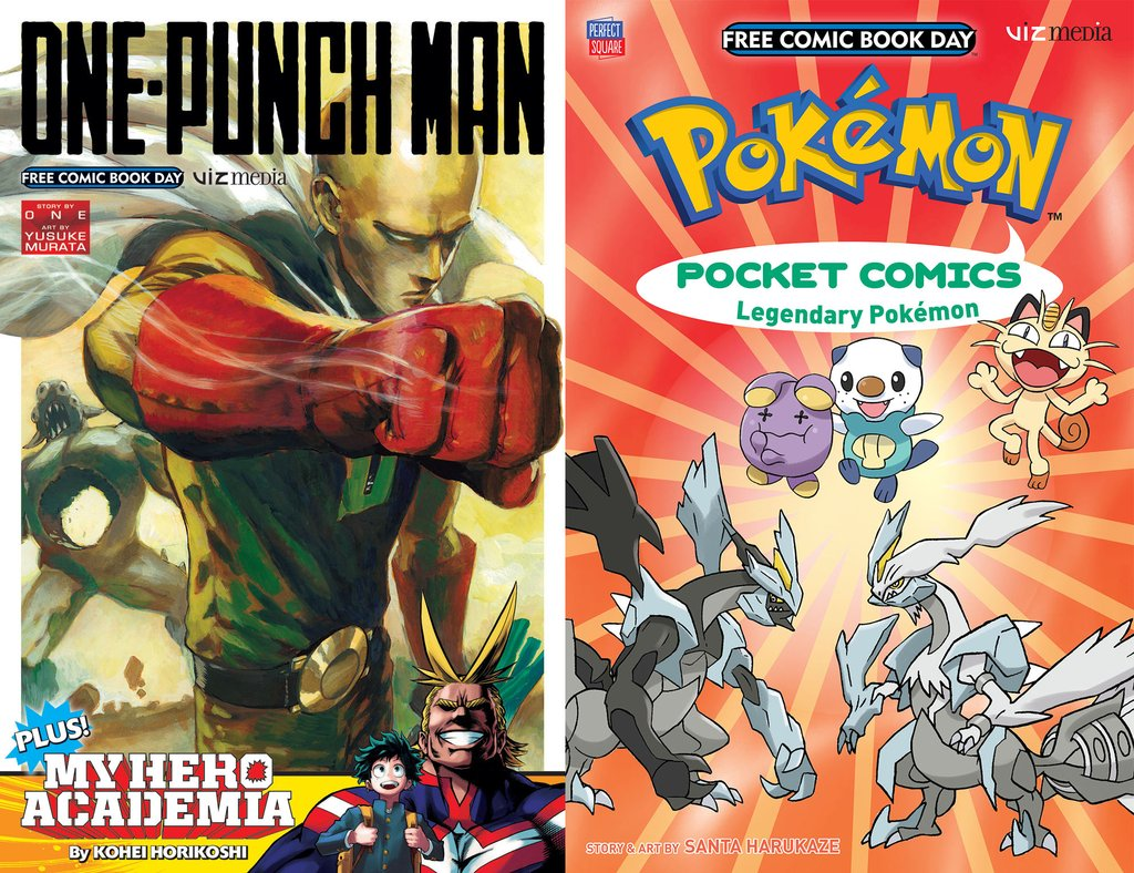 pokemon featured in free comic book day pokémon crossroads