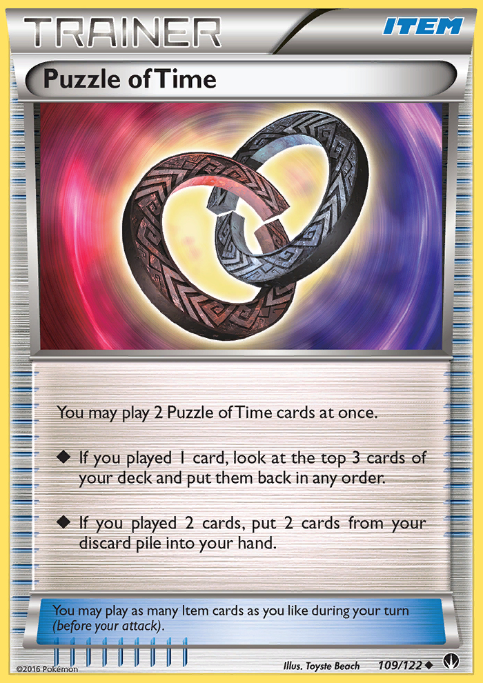Puzzle of Time
