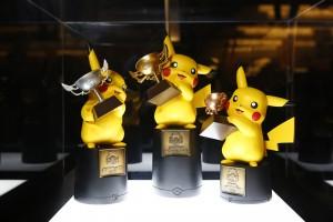 2016 Pokemon World Championships_Trophies