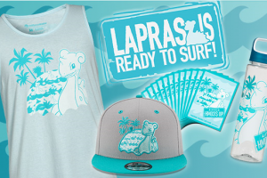 Lapras Surf