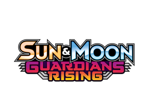 Pokémon TCG Sun & Moon Guardians Rising log