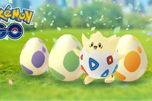 Pokemon GO Easter