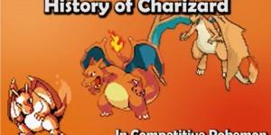 HistoryofCharziard