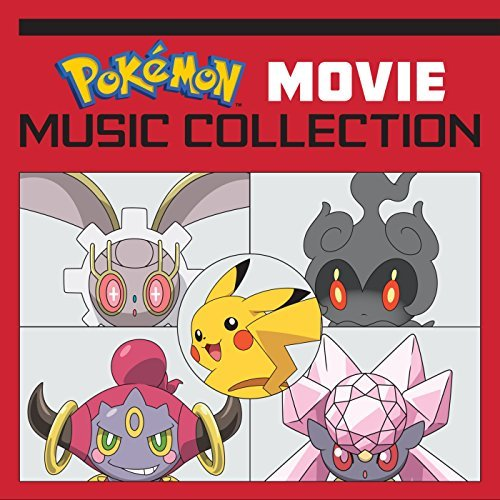 Pokemon Movie Music Collection