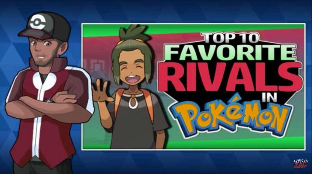 Top Ten Rivals