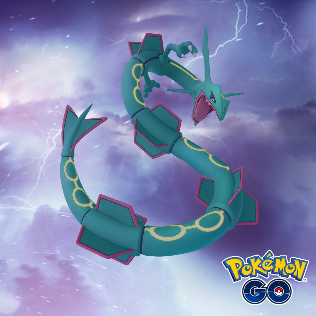 how to catch rayquaza in pokemon moon