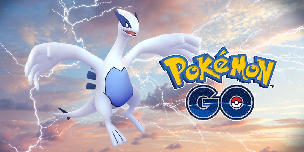 Lugia Pokemon GO