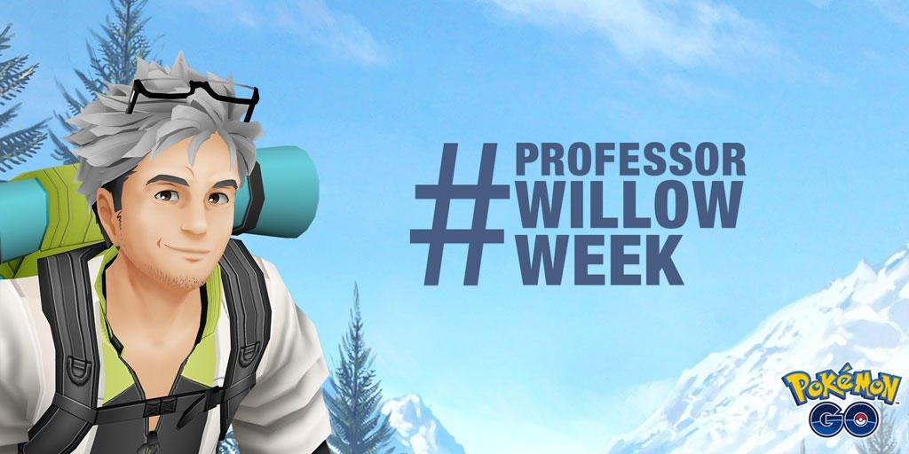Willow Week