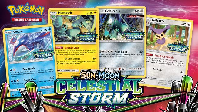 Celestial Storm Prerelease Promos