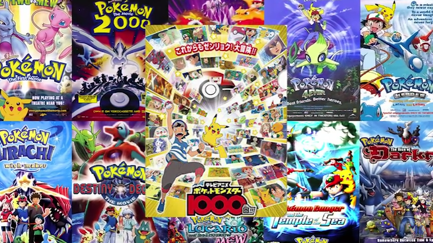 Pokemon TOp Ten ANime