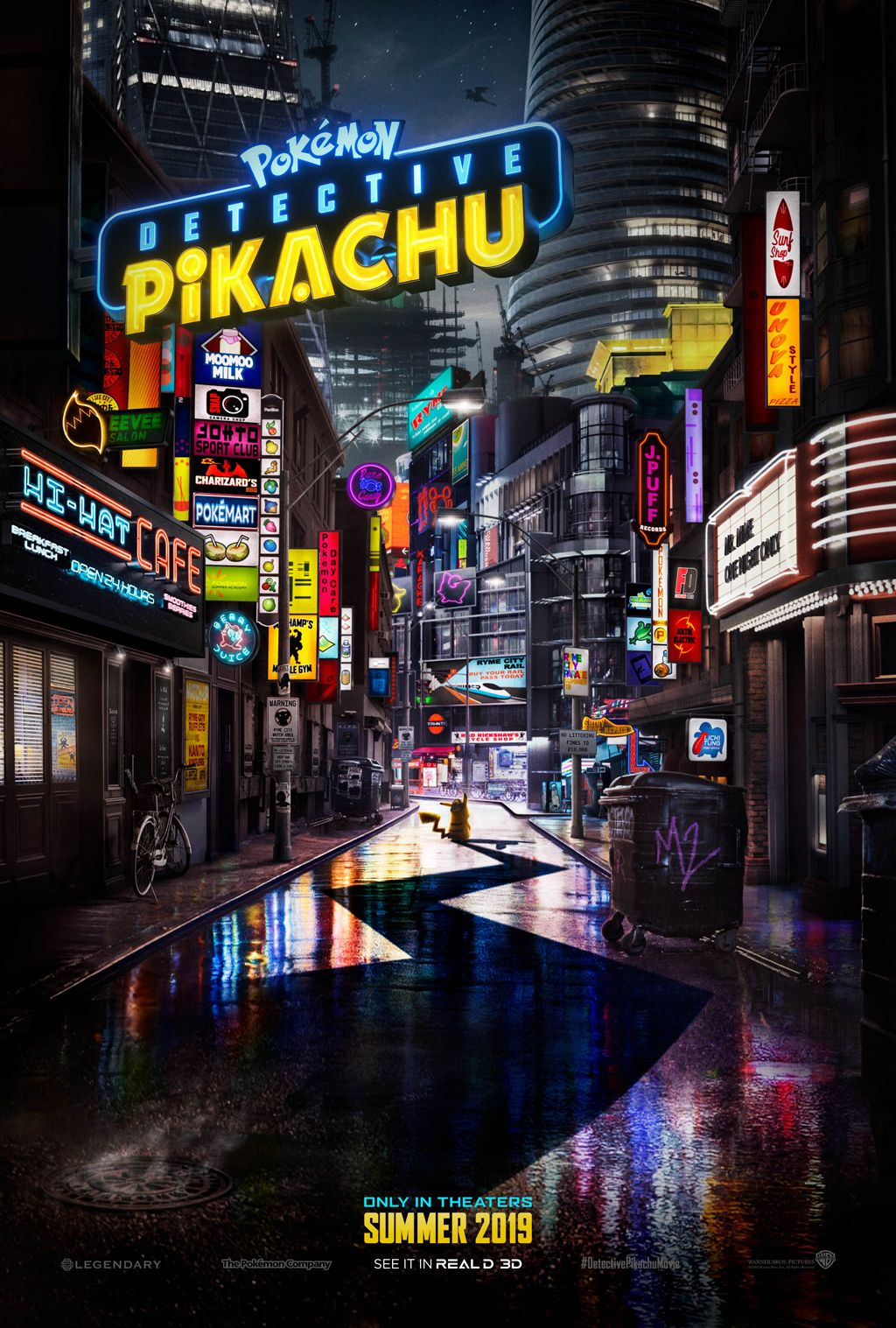 Detecthive Pikachu