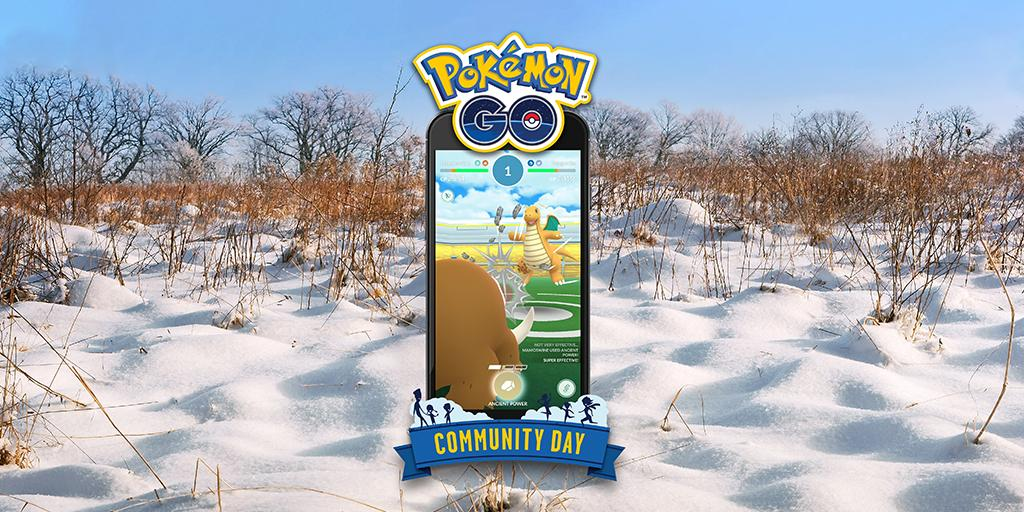 Community Day Move
