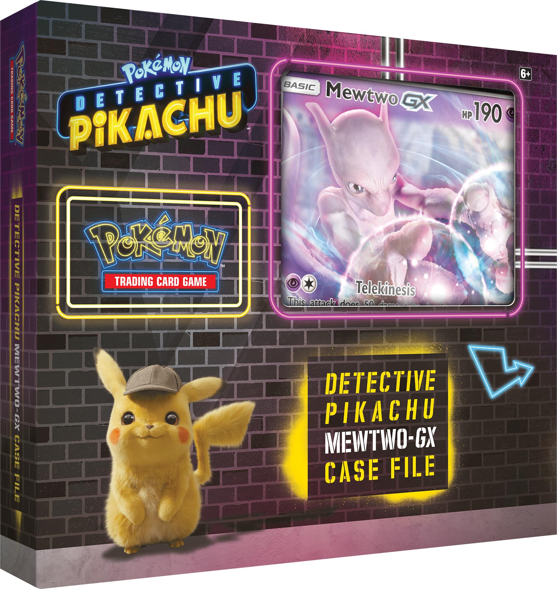 Detective Pikachu TCG