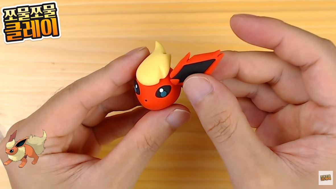 Clay Pokemon