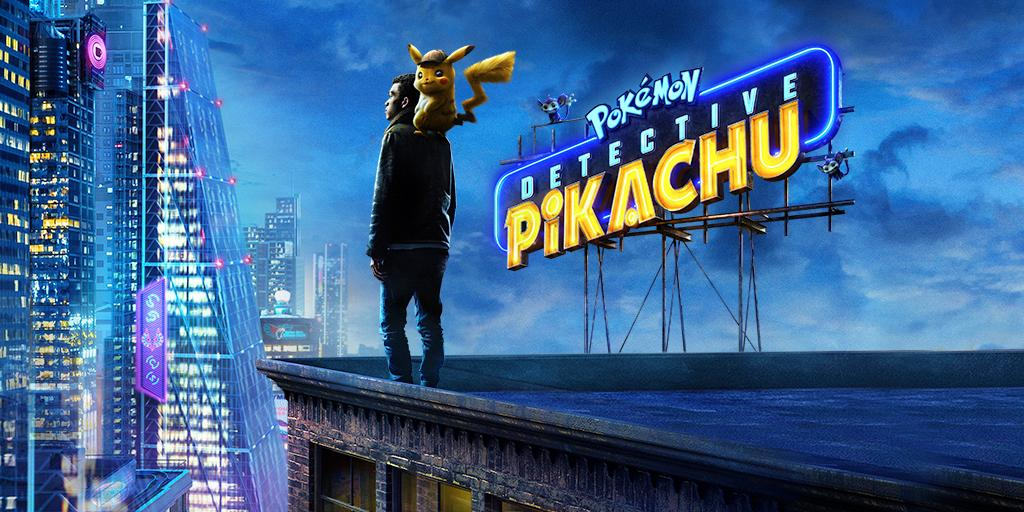 Detective Pikachu GO