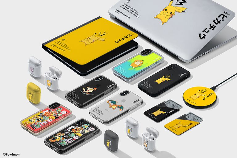 Casetify phone case Pokemon