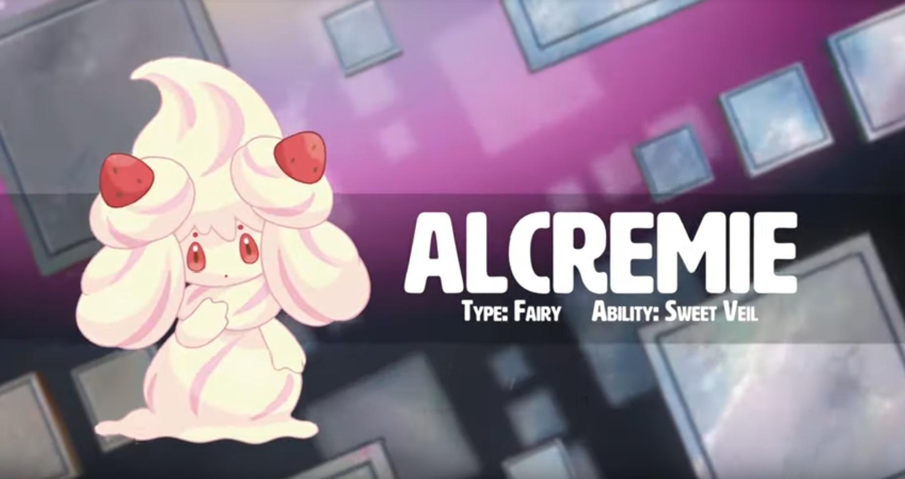 Alcremie
