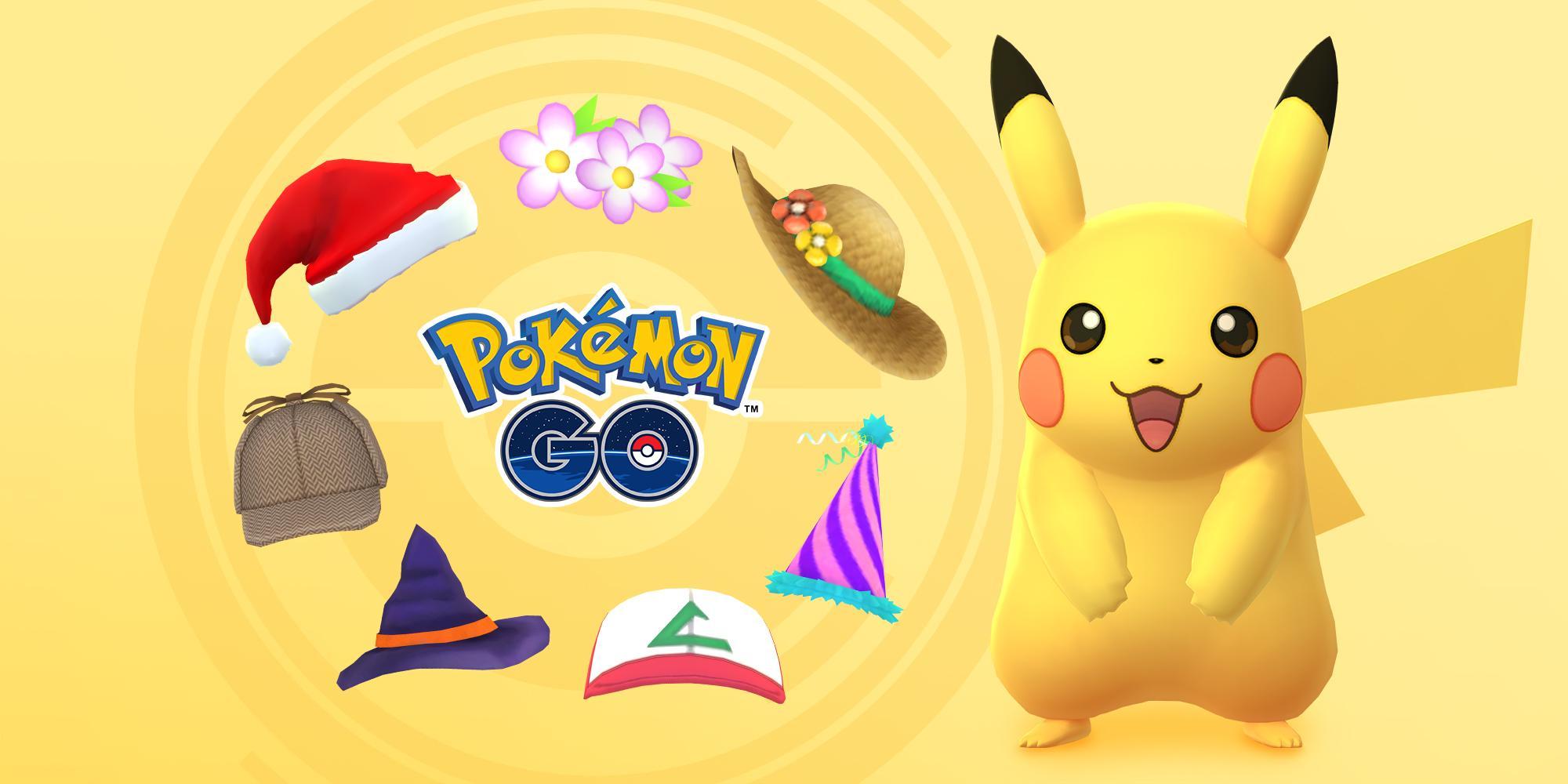 Hat Pikachu