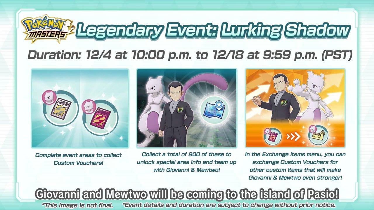 LEgendary Event