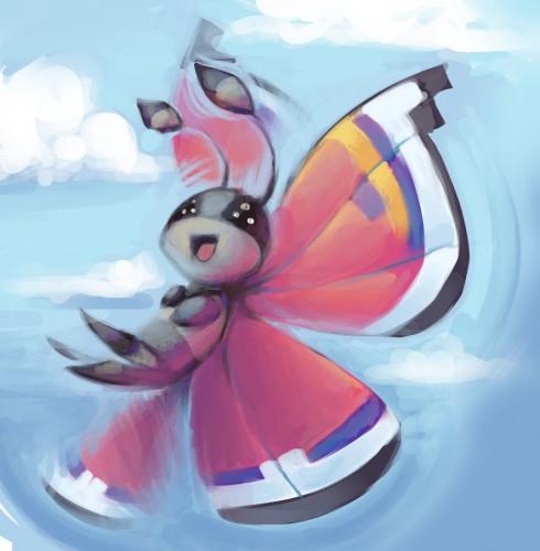 Pokemon Y - Amelia by JKSketchy