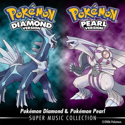 Diamond Pearl Music Cover Art