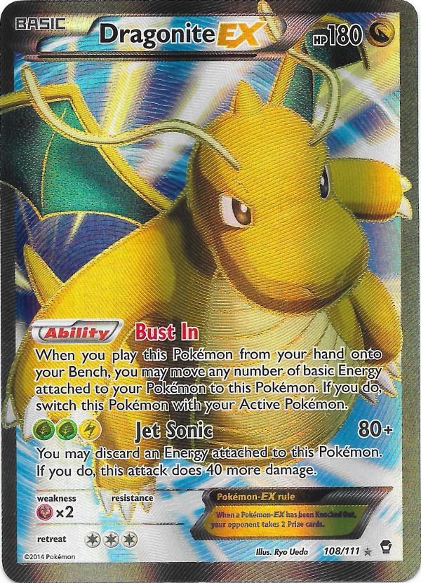 Dragonite EX