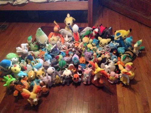 Corey's Pokemon Collection