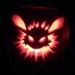Chamizard_Jolteon_Pumpkin