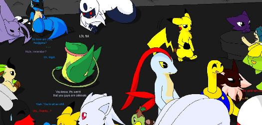 PMD: Explorers of Shadows