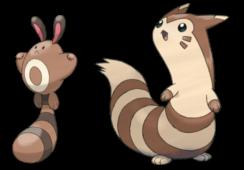 Sentret & Furret