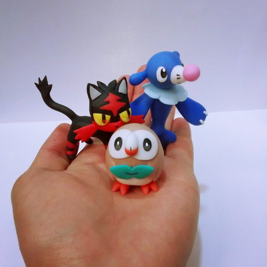 Clay Starters
