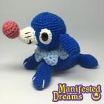 Crochet Popplio