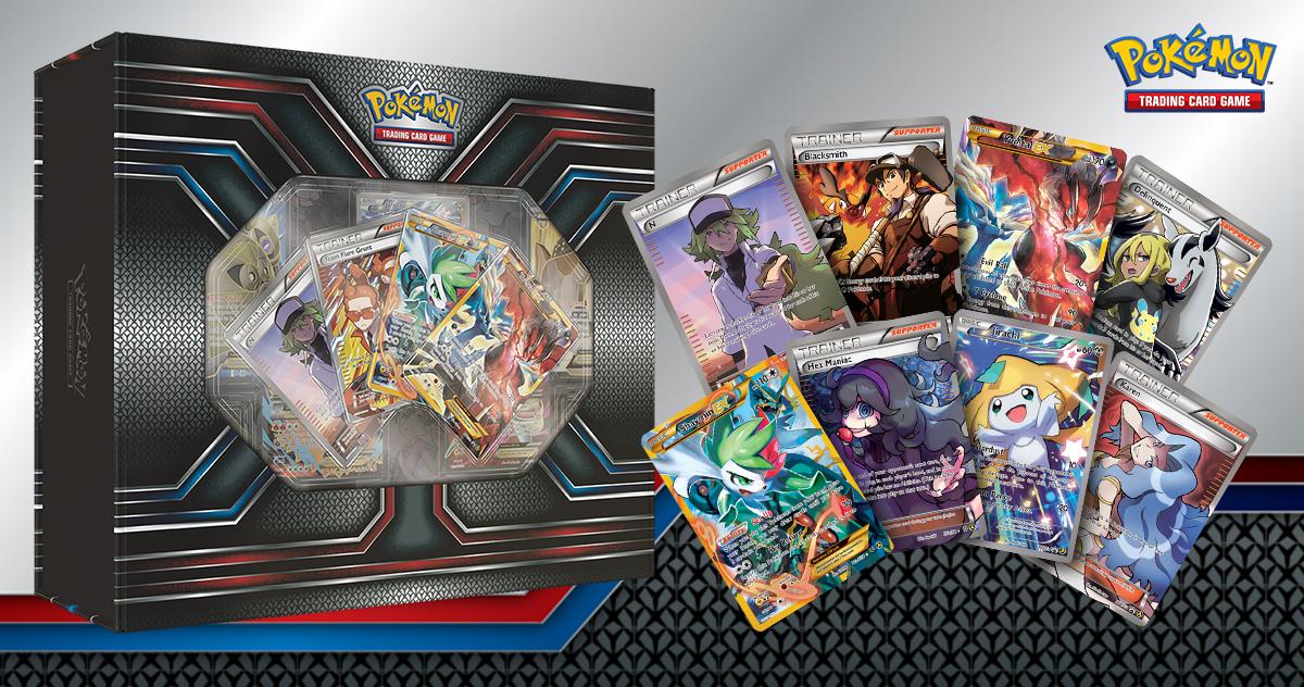 Premium XY Collection