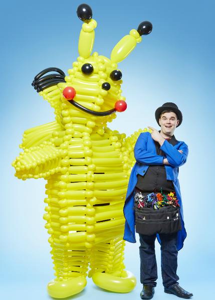 Balloo Pikachu