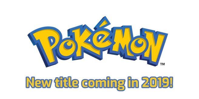 Pokemon 2019