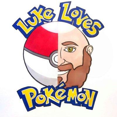 Luke Loves Pokemon