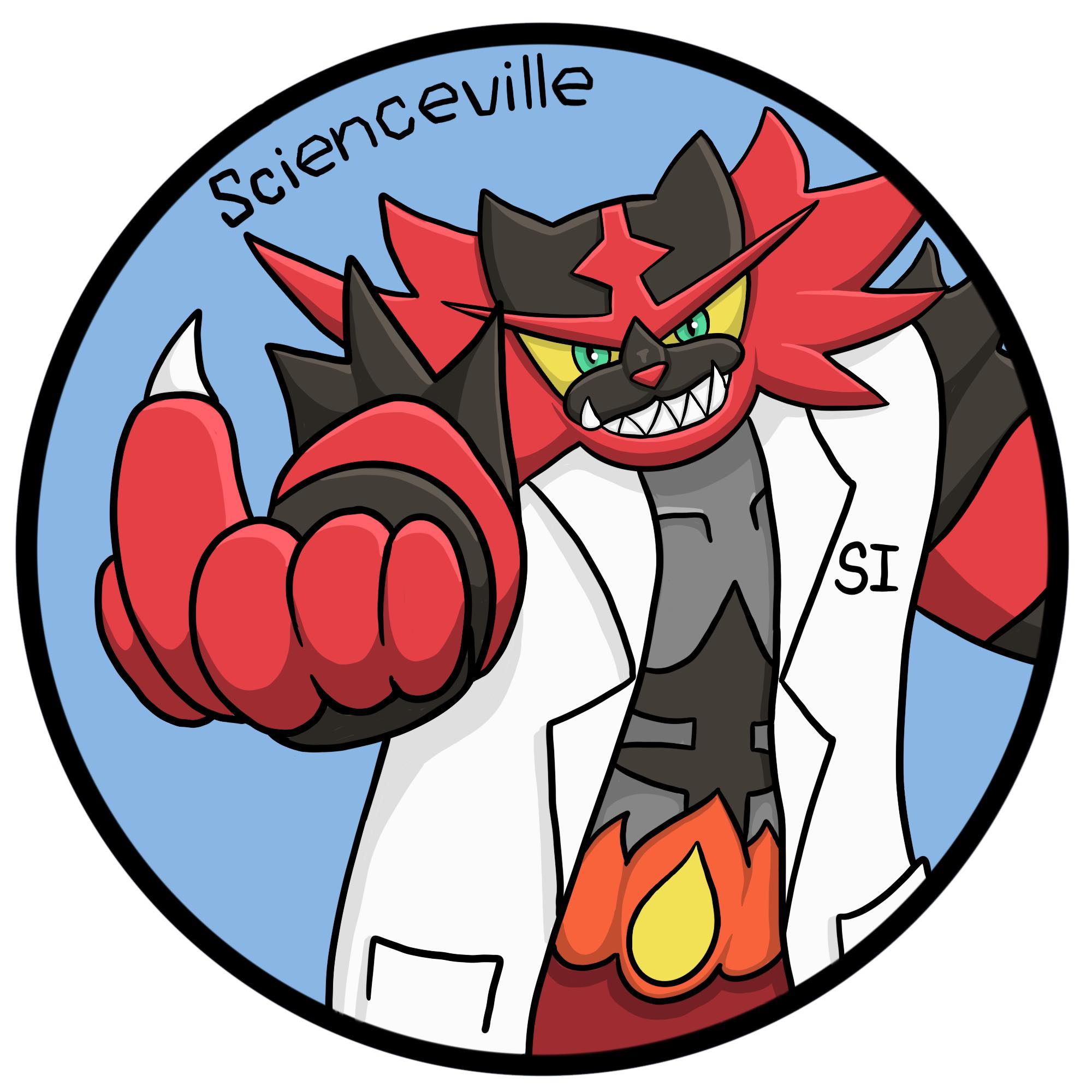 Scienceville Incin