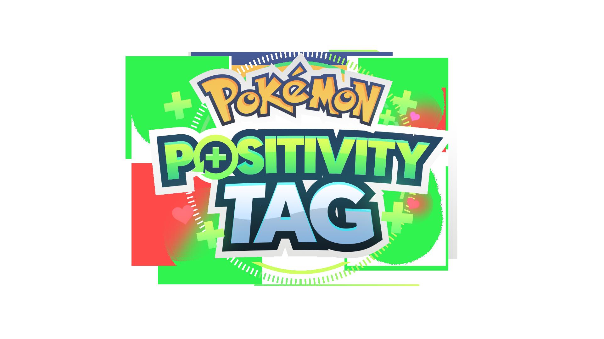 Pokemon Positivity Tag