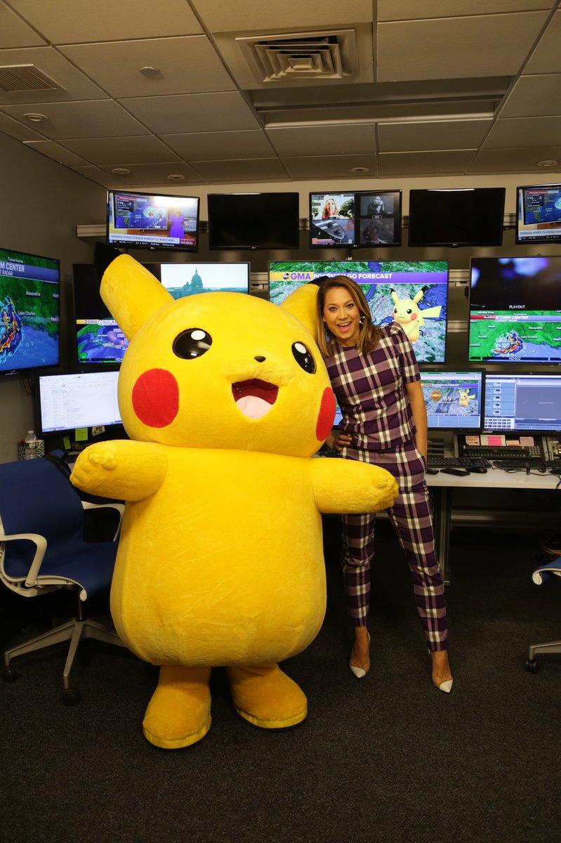 GMA Pikachu