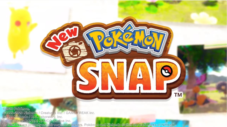 New Pokemon Sanp