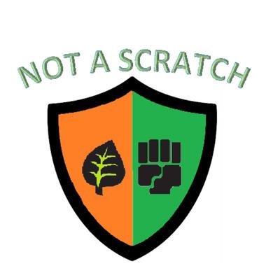 Not a scratch