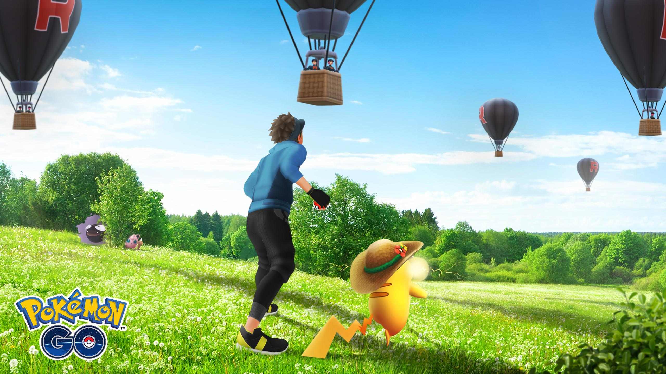 Go Rocket Balloon