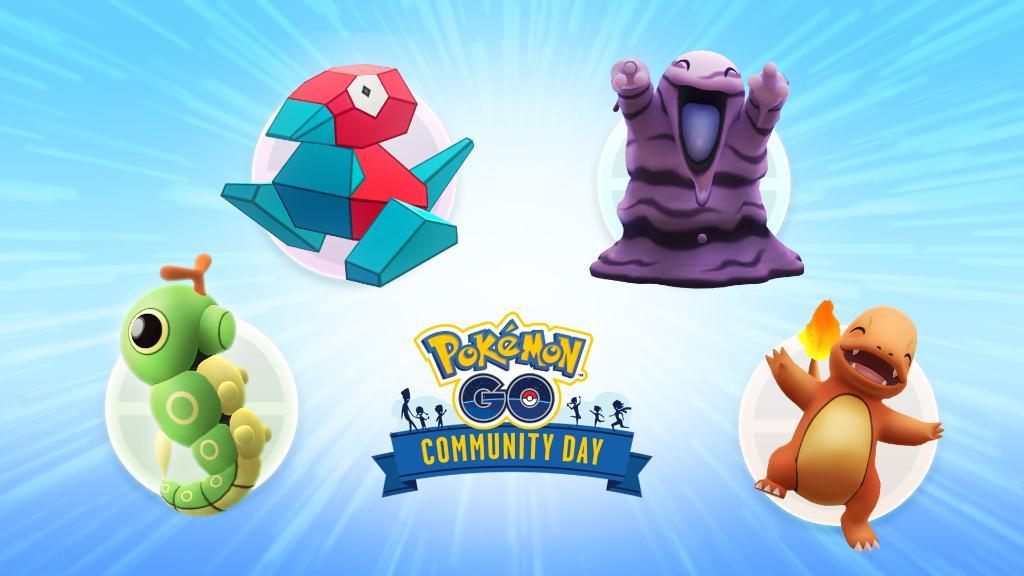 Pokmon GO Community Day Vote